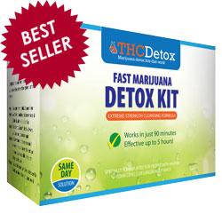 Fast Thc Marijuana Detox Kit Pass Drug Test In 1 Day